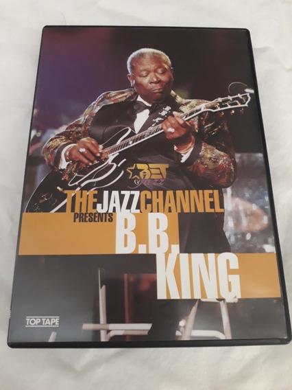 Dvd Bb King The Jazz Channel Presents - Novo
