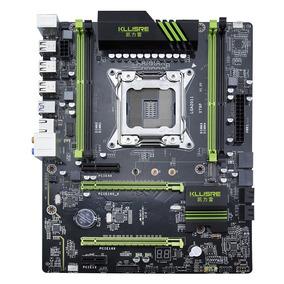 Placa Mãe Lga 2011 X79 Kllisre + Processador Xeon E5 2650 V2