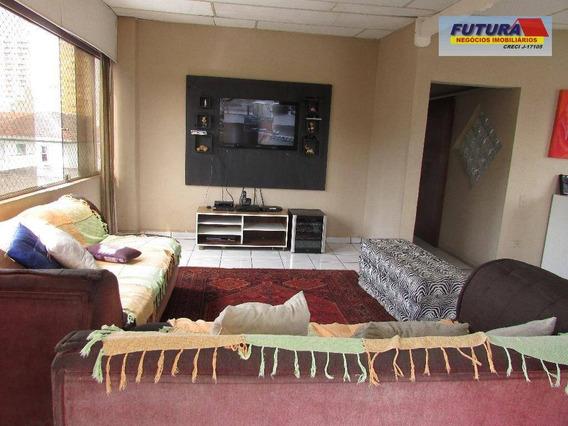 Apartamento À Venda, 140 M² Por R$ 270.000,00 - Vila Valença - São Vicente/sp - Ap0493