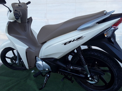 Honda Biz 125i Roda De Liga Leve, Porta Objetos, Econômica!!