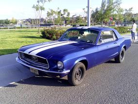 Ford Mustang Hardtop Restaurado Coleccion 1968