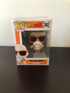 Funko Pop Dragon Ball - Master Roshi - Caja Marcada