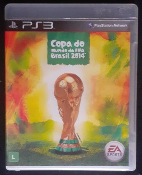 Jogo Copa Da Fifa Brasil 2014 Para Ps3