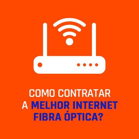 Internet 100% Fibra Com Instalação Grátis