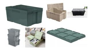 Caja Tipo Juguetero Archivero De Plastico 10 Pzas