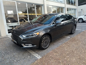 Ford Fusion Titanium Awd - Fantástico