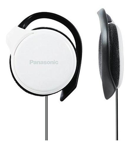 Imagen 1 de 2 de Panasonic Rphs46ew Auriculares Con Gancho De Oreja Delgado B