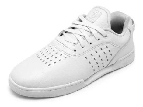 Tênis Hocks Evo White Masculino Skate Branco Original+nf