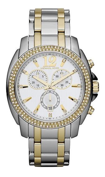 Relógio Luxo Michael Kors Mk5603 Orig Chron Anal!!!