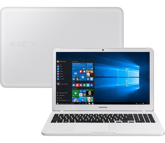 Notebook Samsung E30 I3 4gb 1tb Tela 15.6 Branco Vitrine 1