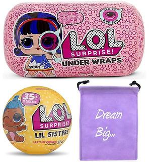 Lol Surprise Dolls Kit Regalo Incluye 1 Innovation Series 4