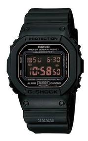 Relógio Casio G Shock Dw5600ms-1dr Original C Caixa Selo Ipi
