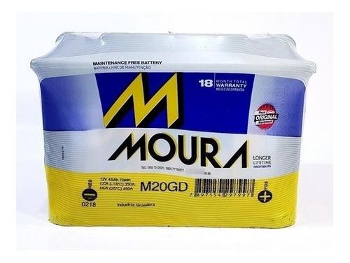 Imagen 1 de 3 de Bateria M20gd Moura 65 Amperes 12v
