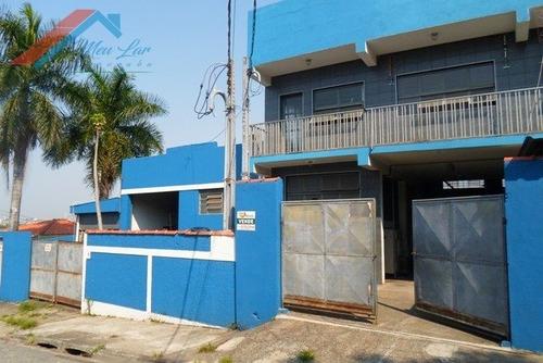 Galpão/pavilhão A Venda No Bairro Zona Industrial Em - Ga 002-1