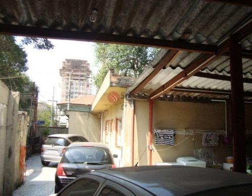 Terreno Residencial À Venda, Tatuapé, São Paulo - Te0163. - Af1403