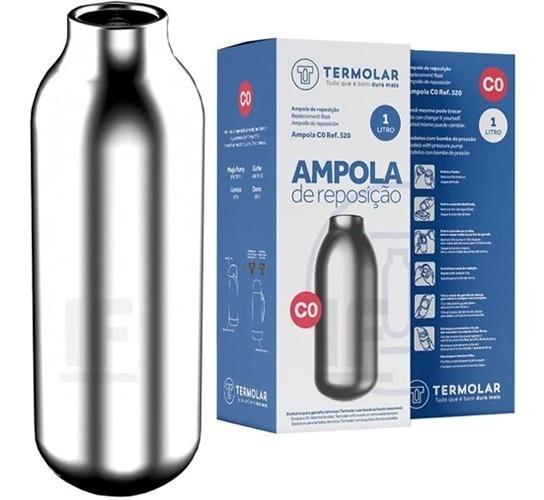 Ampola Térmica De Reposição Para Térmica 1 Litro Termolar