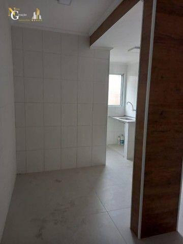 Imagem 1 de 6 de Kitnet Com 1 Dormitório À Venda, 43 M² Por R$ 149.000,00 - Tupi - Praia Grande/sp - Kn0498