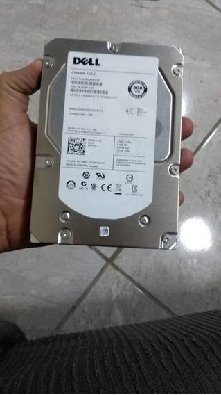 Hd Scsi Dell Sas 300gb 3.5 15k.7 Hd Para Servidores
