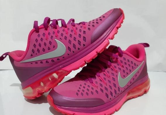 Tênis Nike Airmax Bolha Rosa(semi Novo Em Último Estado)n:37
