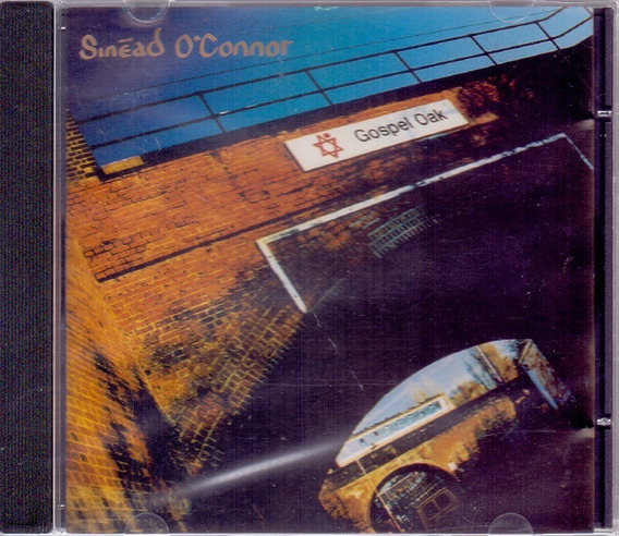 Sinéad O Connor 1997 Gospel Oak Cd Ep 4 Músicas Petit Poulet