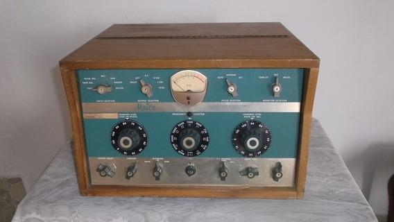 Audiometro Vintage De Bulbos No Funciona