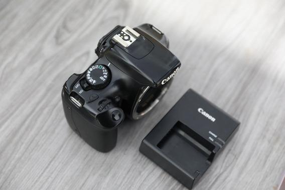 Corpo Camera Canon T3 + Lente 18 55