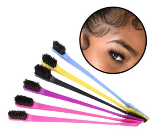 Imagem 1 de 5 de Escova Para Baby Hair Importada 2 Em 1