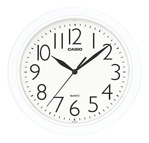Imagen 1 de 2 de Reloj Pared Casio Iq-01s Silencioso Colorsurtido Relojesymas