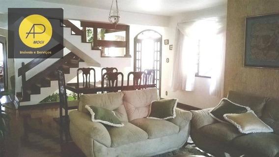 Sobrado Residencial À Venda, Jardim Armênia, Mogi Das Cruzes. - So0047