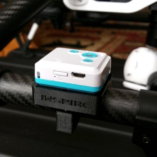 Suporte Gps Tracker Localizador Dji Inspire 1 One Drone