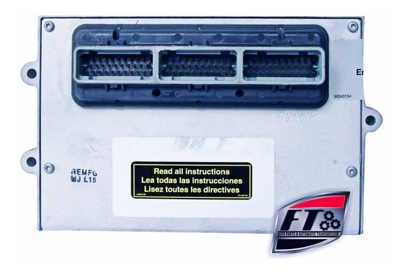 Modulo Injeçao Jeep Grand Chrokee Plug In Play 56044720ab