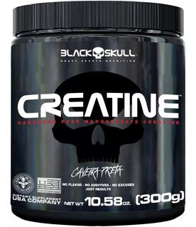 Creatina Monohidratada Black Skull 150g