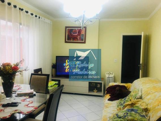Apartamento Com 2 Dormitórios À Venda, 100 M² Por R$ 220.000 - Aviação - Praia Grande/sp - Ap0384