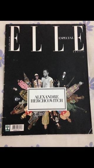 Elle Ed.1 Alexandre Herchcovitch Usada Frete Gratis R$29,91