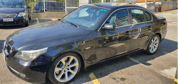 Bmw 550i 4.8 Security V8 32v Blindado