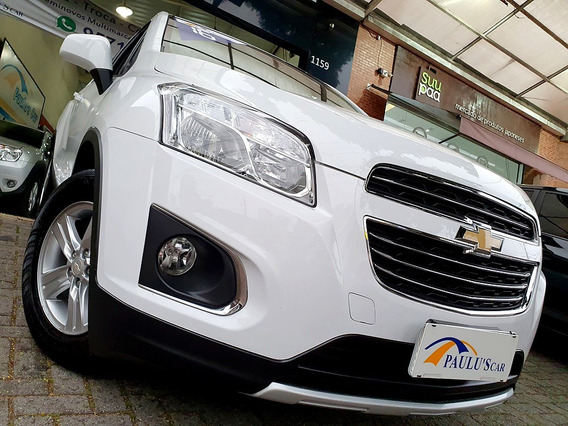 Chevrolet Tracker 1.8 Mpfi Lt 4x2 16v Flex 4p Automático