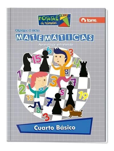 Matematicas Torre De Numeros 4 Basico