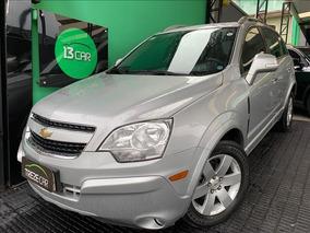 Chevrolet Captiva 2.4 Ecotec Automático 4cc - Multimidia