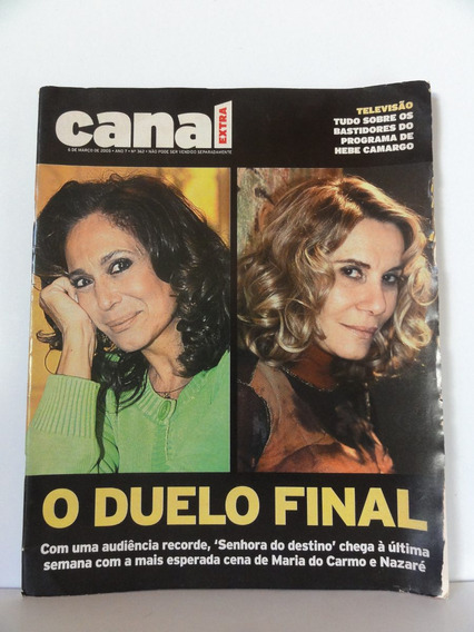 Canal Extra 362 Suzana Vieira Renata Sorrah Ana Paula Arósio
