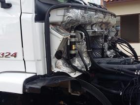 Mercedes-benz Mb 2324 Na Carroceria Boiadeira -unico Dono