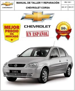 Manual Taller Diagramas Electricos Corsa Evolution Español