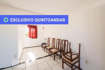 Apartamento Térreo Com 1 Dormitório E 1 Garagem - Id: 892907914 - 207914