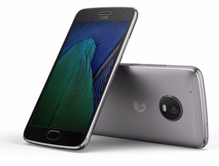 Smartphone Motorola Moto G5, 5.0 Ips, 1080x1920, Android7.0