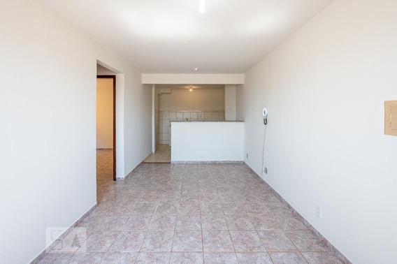 Apartamento No 2º Andar Com 2 Dormitórios E 1 Garagem - Id: 892971478 - 271478