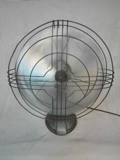 Antiguo Ventilador Dallavalle Dumas 16 Pulgadas, Metalico