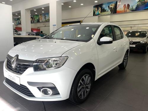 Renault Logan 1.6 16v Intense Tasa 0% Cuota Fija Sae