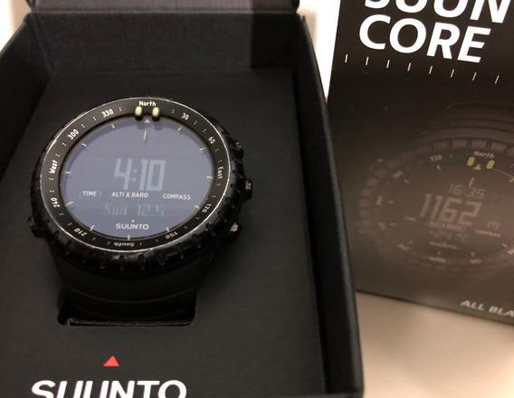 Relógio Suunto Core All Black Military