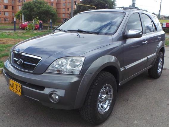 Kia Sorento Ex At 2500 Cc Aa 4x4 Abs