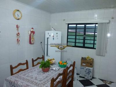 Casa Com 3 Dormitórios À Venda, 90 M² Por R$ 400.000 - Vila Formosa - São Paulo/sp - Ca0695