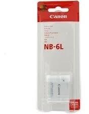 Bateria Canon Nb-6l No Blister Original Com Selo Holografico